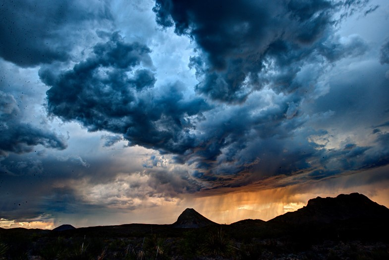 Terlingua Thunderstorms